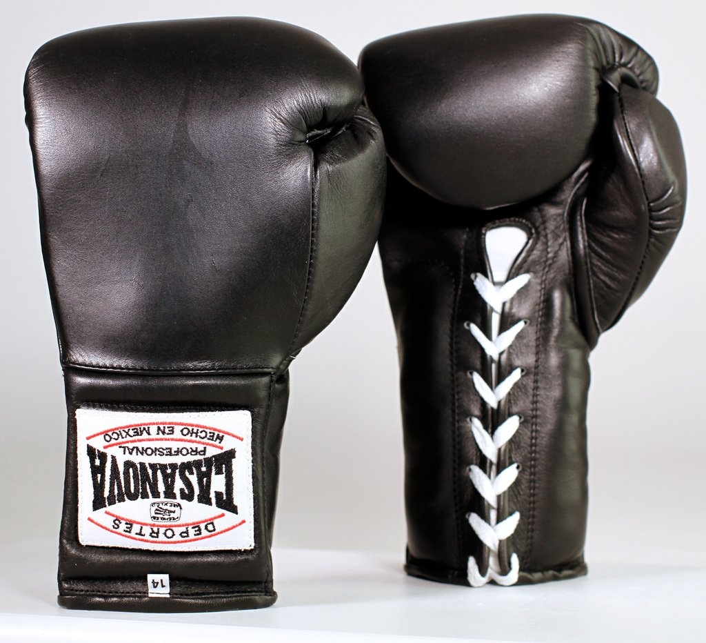 Casanova boxing gloves  WHERE THEY HAVE GONE? - MMA and