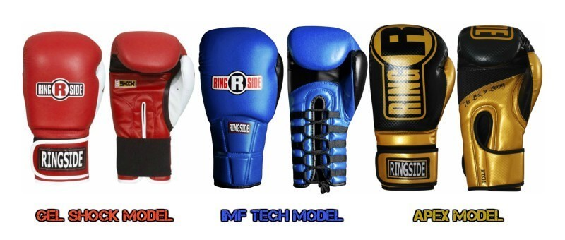 Is there a reason to choose Ringside boxing equipment? Why