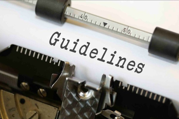 Guest blogging- Guidlines