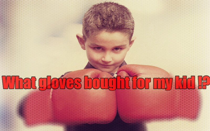 boxing gloves for 6 years old
